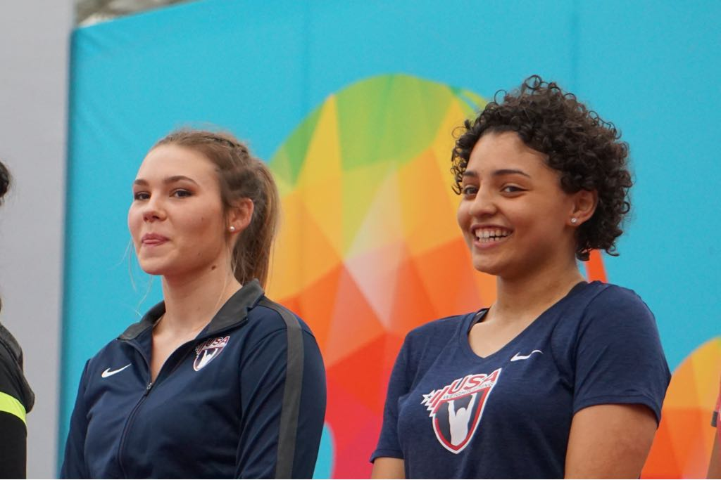 Avery Owens Team USA