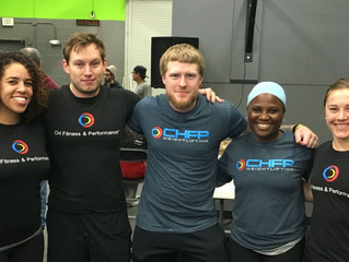 Team report on 2016 Baltimore Open