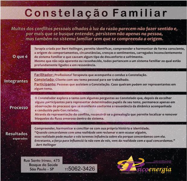 O que é Constelação Familiar - Conflitos pessoais