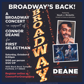Broadway's Back! Concert - October 2