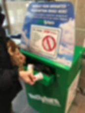 Prescription Drugs-Recycling-Police Stat