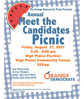 Meet the Candidates Picnic - August 27, 2021