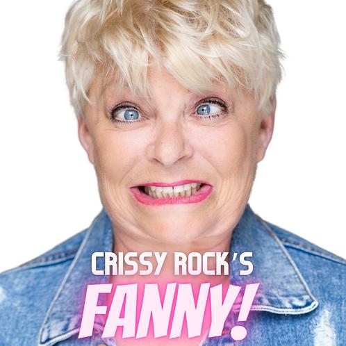 Crissy Rock's BIG Fanny Candle