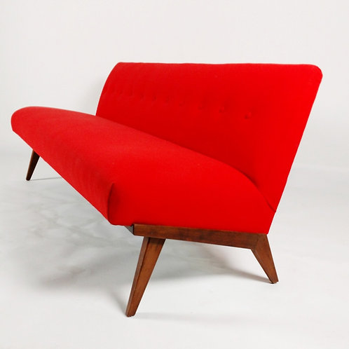 Banquette Sofa by Jens Risom / Knoll