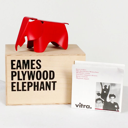 Eames Plywood Elephant 1945 Miniature