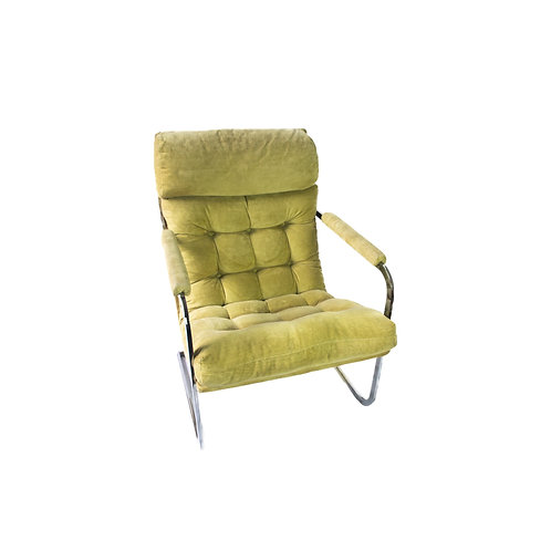 MCM Cantilevered Chair