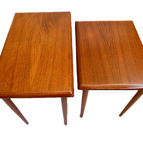 Danish Nesting tables