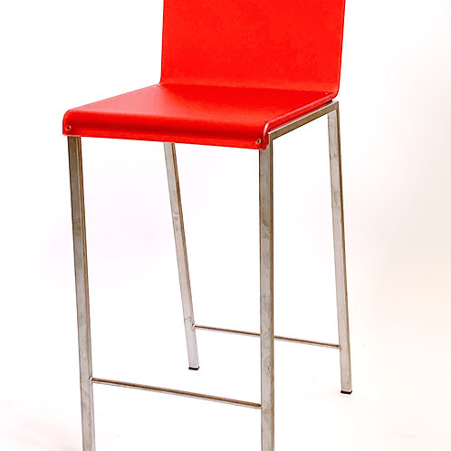 Bianca Red Counterstool