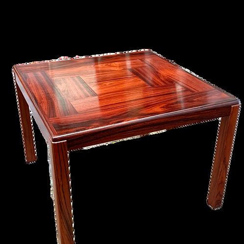 Vintage Brazilian Rosewood Side table