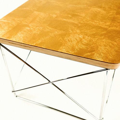 Eames LTR 23k Gold-leaf top