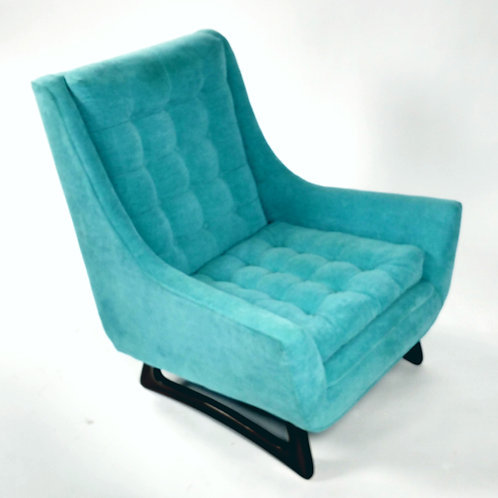 MCM Lounger attributed to Adrian Pearsall