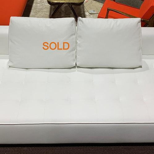 Kilt White Zanotta Sofa