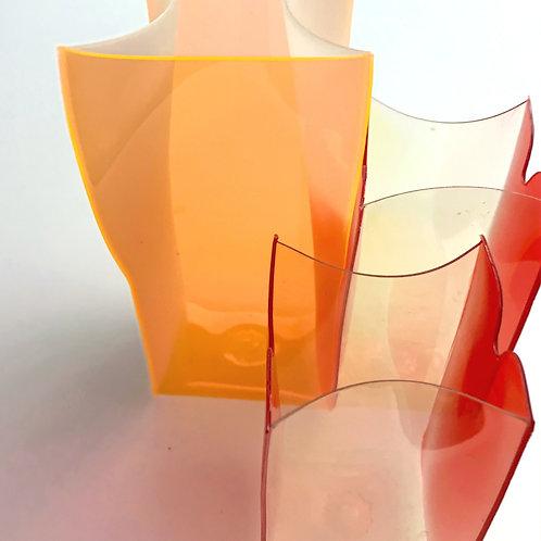 "Vases ""Reflecting on Light"""