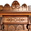 Thumbnail: Ornate Carved Headboard- Full-SOLD