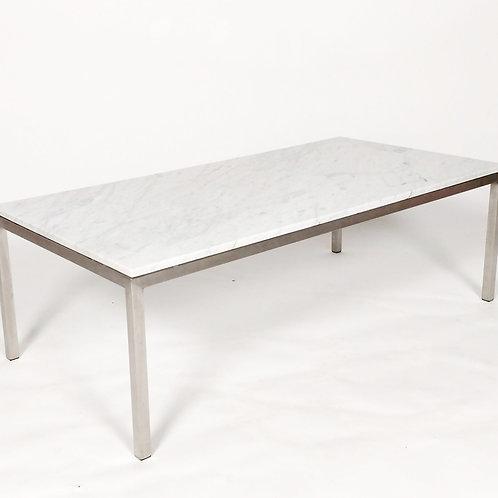 John Widdicomb Marble Coffee Table