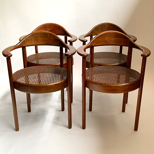 Viennese Secessionist Chairs