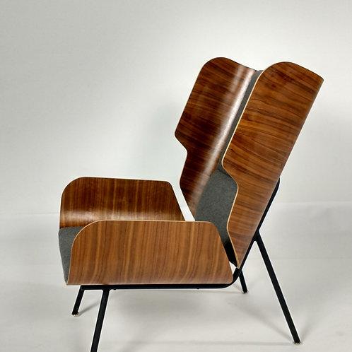 Sold- Elk Chair By Gus Modern