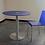 Thumbnail: GoGo Table & Bianca Chair. Blue