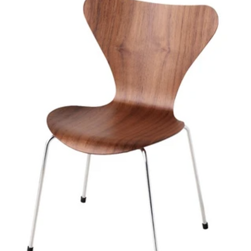 Miniature Arne Jacobsen chair