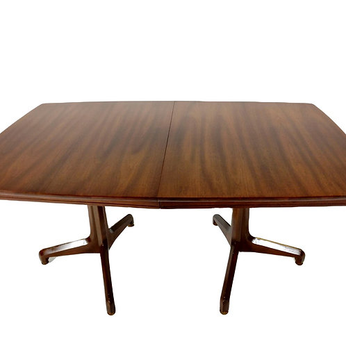 Walnut Table 1960s