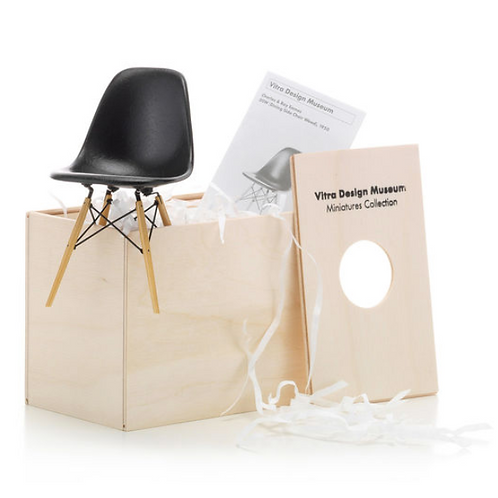 Miniature DSW. Charles & Ray Eames 1950