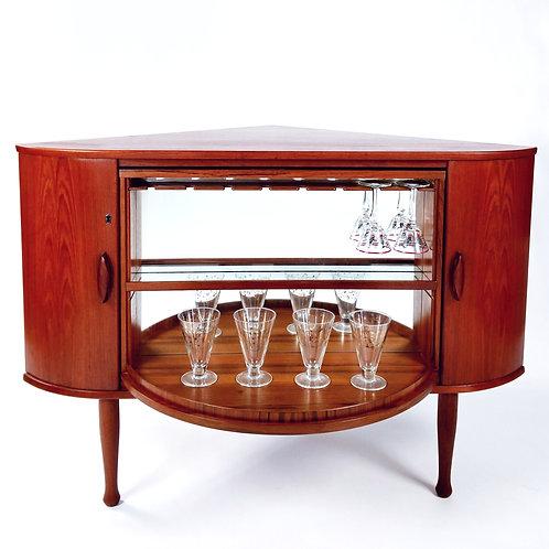 Teak Liquor Cabinet - A Classic
