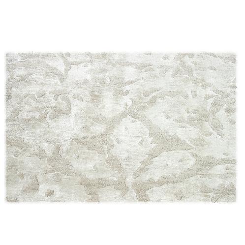 Silk & wool carpet. Beautiful and soft.