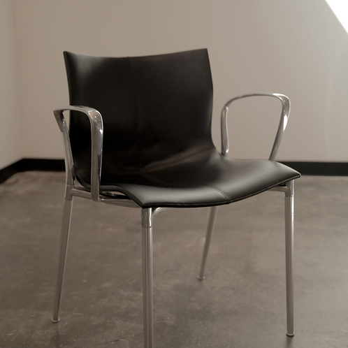 Cam El Eon Leather Armchair