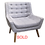 Thumbnail: Scoop Lounge chair