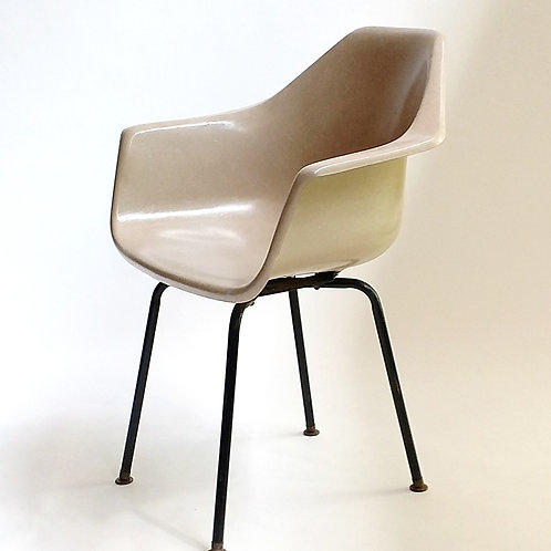 UK Fiberglass Armchair