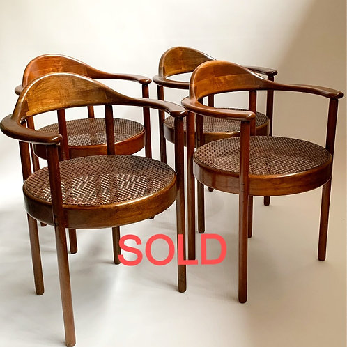 Sold-Viennese Secessionist Chairs