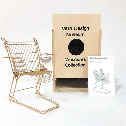 Stiletto Consumer's Rest Miniature