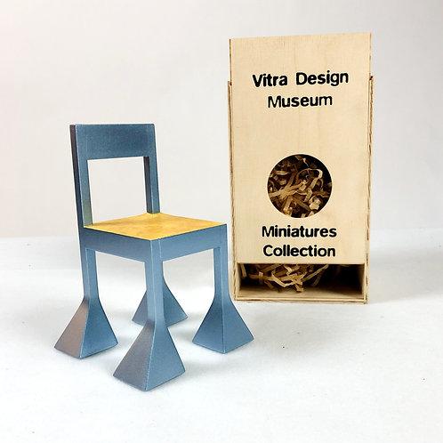Sedia Spaziale, 1975 Miniature