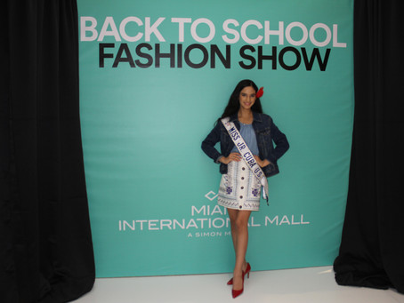 Back to School Fashion Show