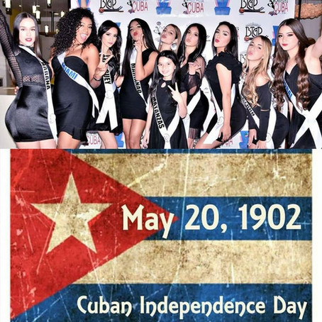 Cuban Independence Day 2020