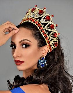 Miss Cuba U.S. 2020, Genesis Leiva