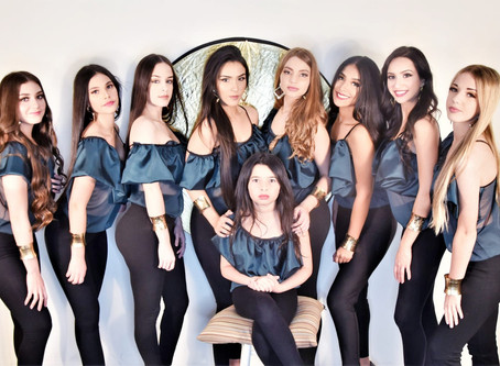 Miss Cuba US 2020 Pageant First Official Photo Shoot