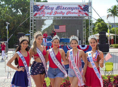 60th Annual Key Biscayne 4th of July Parade