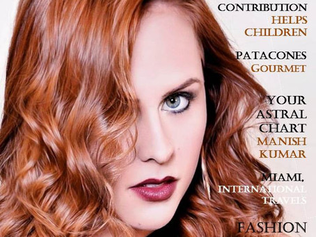 Magazine Feature: International Face Magazine