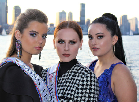 New York Fashion Week Photo Shoot