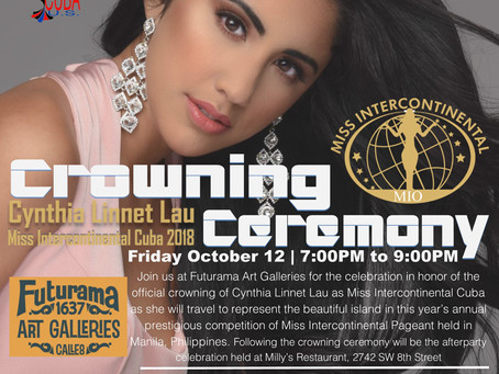 Crowning Ceremony Announcement