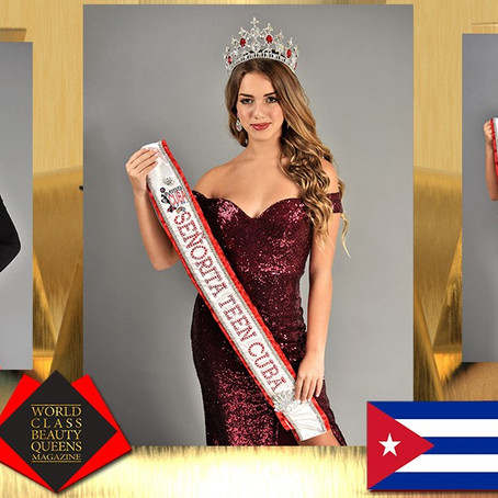 Magazine Feature: World Class Beauty Queens Magazine