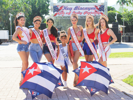 61th Annual Key Biscayne 4th of July Parade