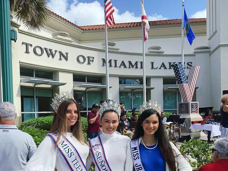 Miami Lakes Veteran's Day Parade