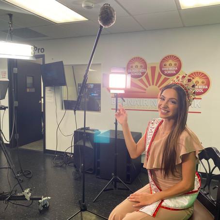 """Media Tour: Entrevista en """"Franduleando con Sammy"""""""