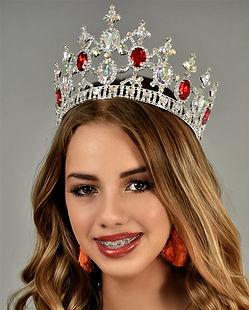 Señorita Teen Cuba 2020, Angelina Asbert