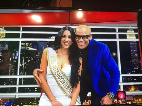 Media Tour: Miss Intercontinental Cuba 2018 Entrevista en Arky Hawk TV
