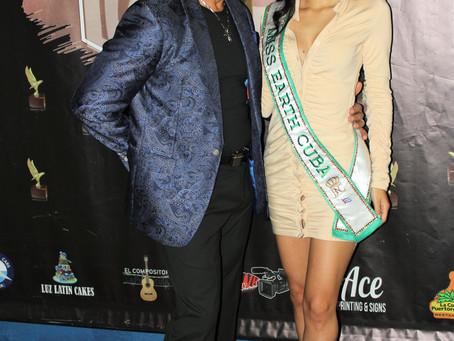 Media Tour: Miss Earth Cuba 2021 Entrevista en Arky Hawk TV