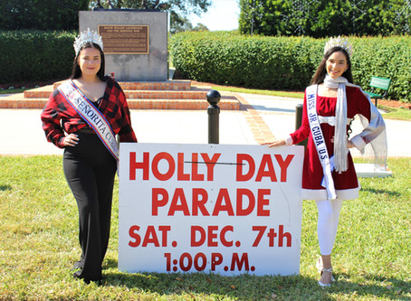 Forest Ridge Holly Day Parade