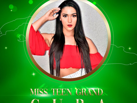 Miss Teen Grand Cuba 2021 - confirmed